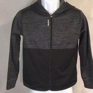 Kid's Reebok Full Zip Hooded Jacket